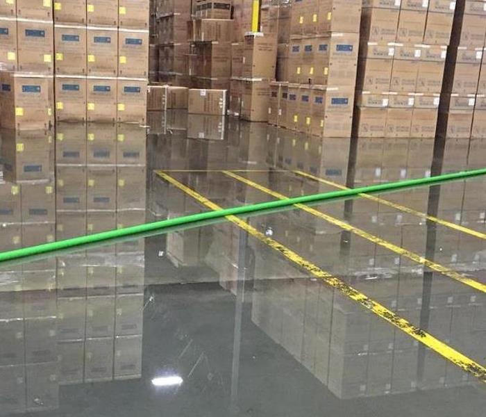 Commercial Water Damage – Fort Collins