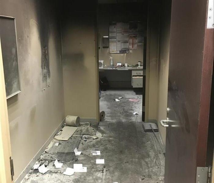 Fort Collins Office Fire Cleanup