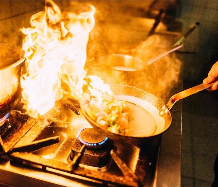 Commercial What You Should Do When Your Fort Collins Restaurant Suffers Fire Damage