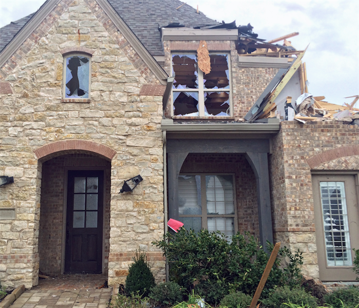 Storm Damage Storm Damage Can Cause Additional Problems in Other Areas of Your Home