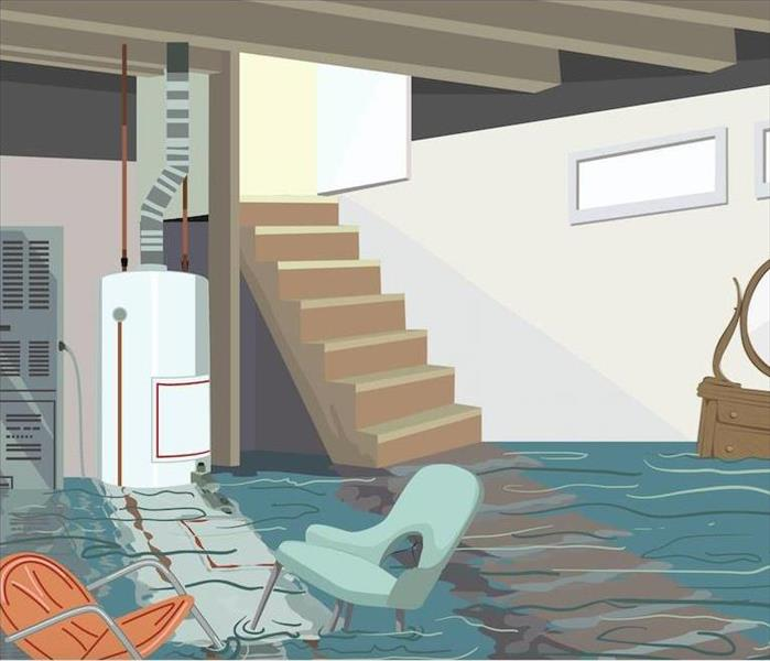 Storm Damage How do Professionals Remove Water from Your Flood Damaged Fort Collins Home?
