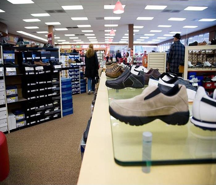 Commercial Why Commercial Water Damage Can Increase When Left Unresolved In Fort Collins Shoe Stores