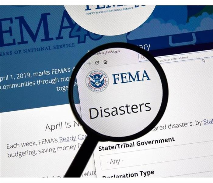 FEMA is The Federal Emergency Management Agency