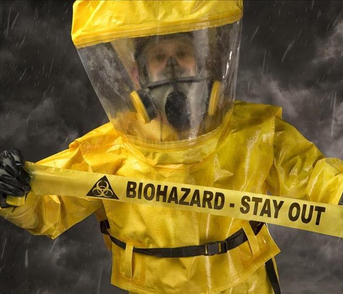 Commercial Commercial Biohazard Cleanup In Fort Collins -- Rely On SERVPRO's Specialists