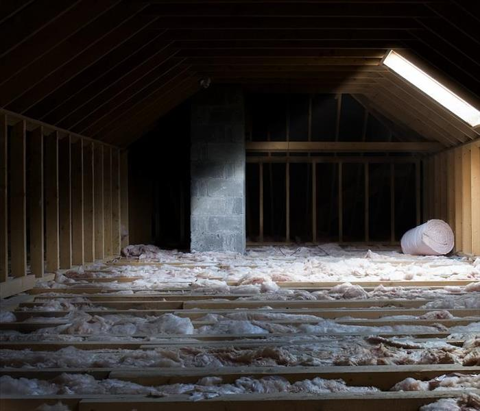 Water Damage Water Removal from Your Attic in Fort Collins